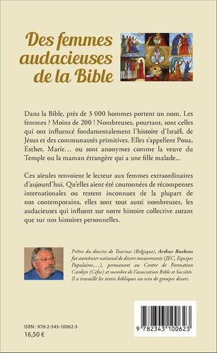 4eme Des femmes audacieuses de la Bible
