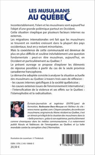4eme Les musulmans au Québec
