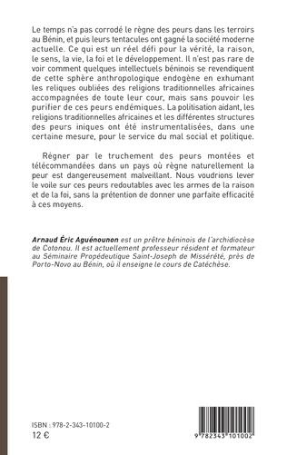 4eme Lumière sur les racines organiques des peurs au Bénin