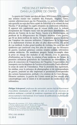 4eme Médecins et infirmières dans la guerre de Crimée