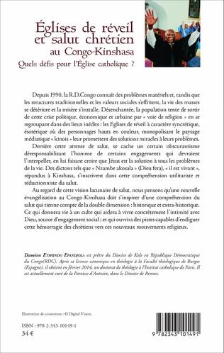 4eme Eglises de réveil et salut chrétien au Congo-Kinshasa