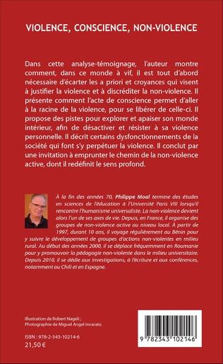 4eme Violence, conscience, non-violence