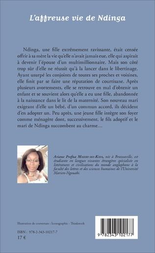 4eme L'Affreuse vie de Ndinga