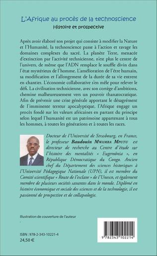 4eme L'Afrique au procès de la technoscience
