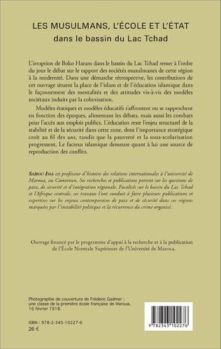 4eme Les musulmans, l'école et l'état dans le bassin du Lac Tchad