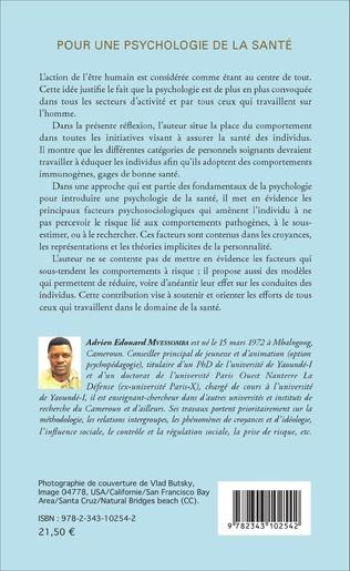 4eme Pour une psychologie de la santé