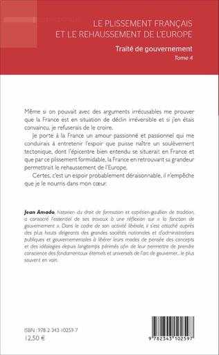 4eme Le plissement français et le rehaussement de l'Europe
