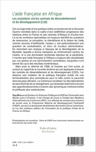 4eme L'aide française en Afrique