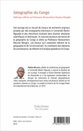 4eme Géographie du Congo
