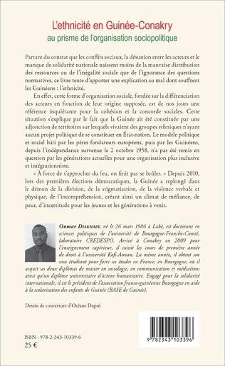 4eme L'ethnicité en Guinée-Conakry
