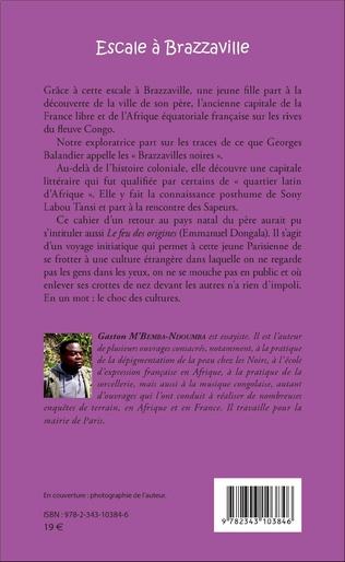 4eme Escale à Brazzaville