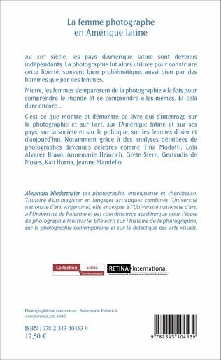 4eme La femme photographe en Amérique latine