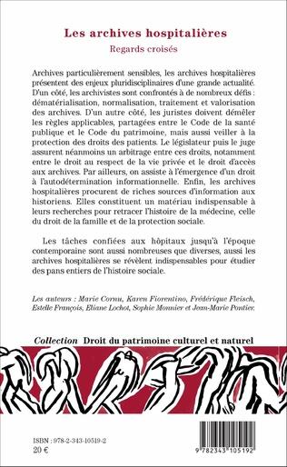 4eme Les archives hospitalières