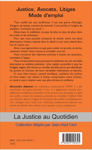 4eme Justice, Avocats, Litiges