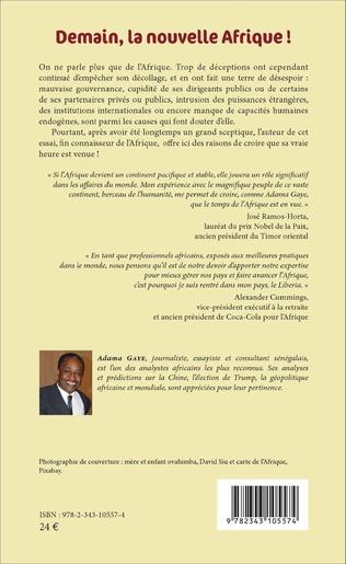 4eme Demain, la nouvelle Afrique !