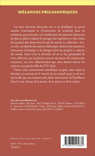4eme Mélanges philosophiques