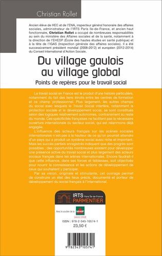 4eme Du village gaulois au village global