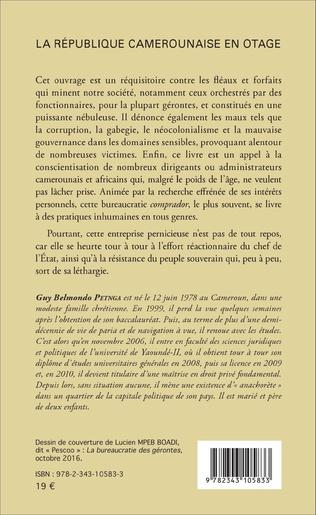 4eme La République camerounaise en otage