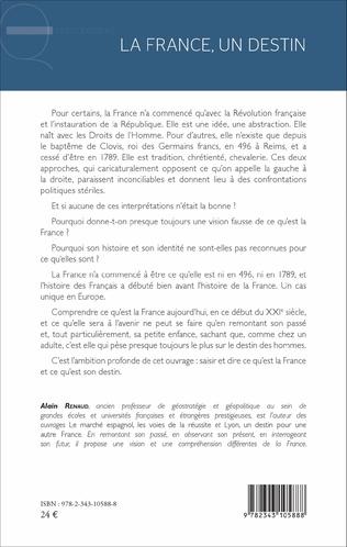 4eme La France, un destin