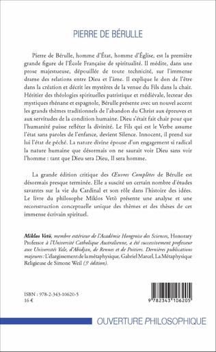 4eme Pierre de Bérulle