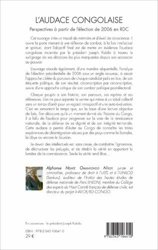 4eme L'audace congolaise