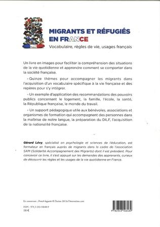 4eme Migrants et réfugiés en France