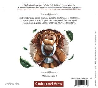 4eme Le voyage du petit chat-lion