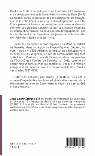 4eme Pasteur Felix Efe
