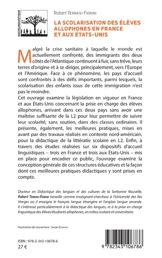 4eme La scolarisation des élèves allophones en France et aux États-Unis