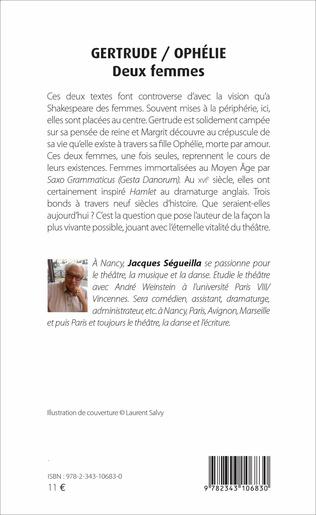 4eme Gertrude/Ophélie
