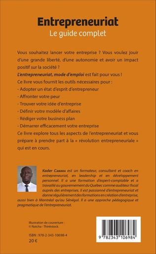 4eme Entrepreneuriat