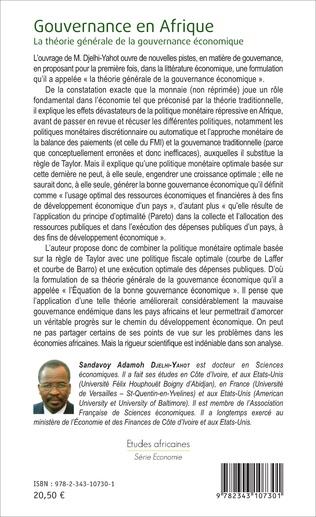 4eme Gouvernance en Afrique
