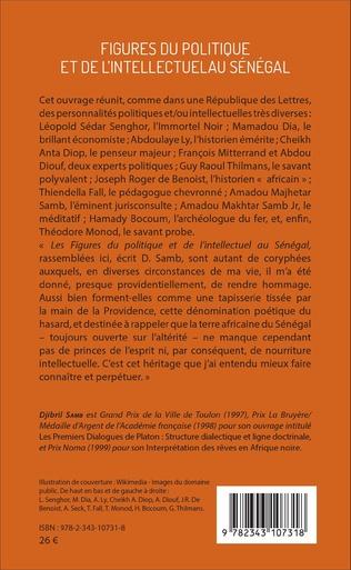 4eme Figures du politique et de l'intellectuel au Sénégal