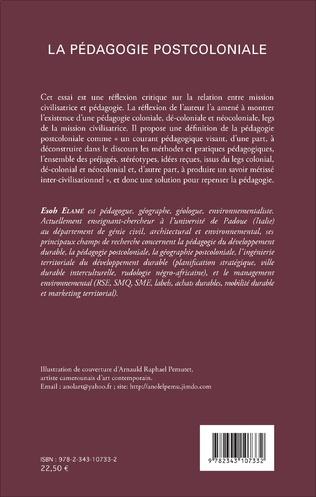 4eme La pédagogie postcoloniale