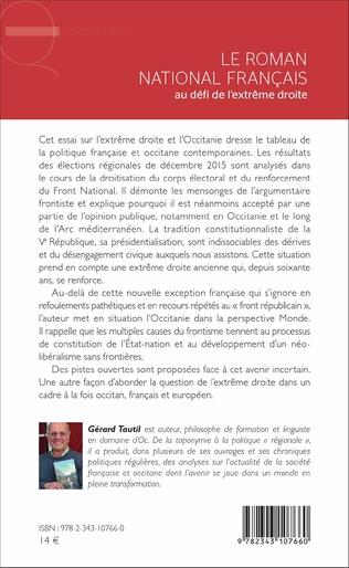 4eme Le roman national français au défi de l'extrême droite