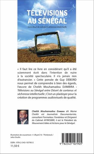 4eme Télévisions au Sénégal