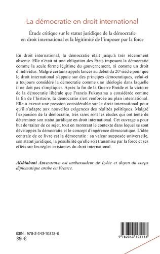 4eme La démocratie en droit international