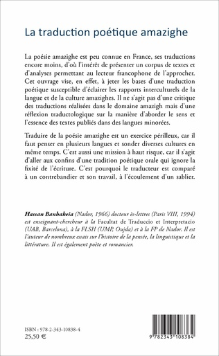 4eme La traduction poétique amazighe