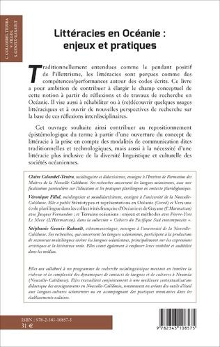 4eme Littéracies en Océanie : enjeux et pratiques