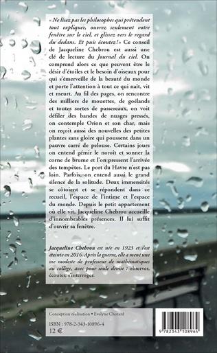 4eme Journal du ciel