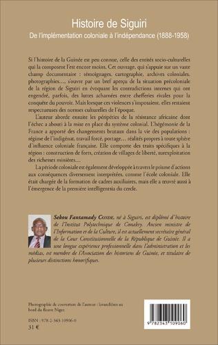 4eme Histoire de Siguiri
