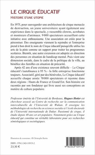 4eme Le cirque éducatif
