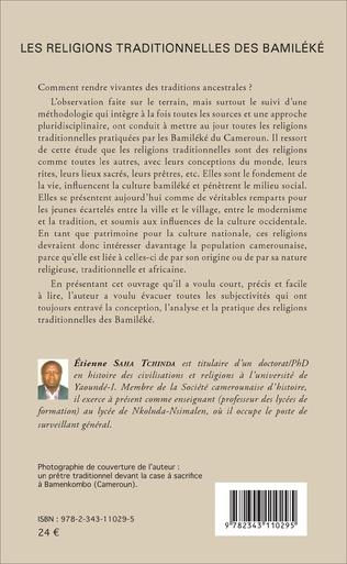 4eme Les religions traditionnelles des Bamiléké