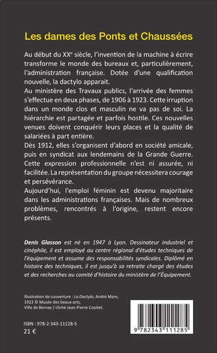4eme Les dames des Ponts et Chaussées