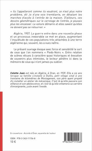 4eme Algérie : quand souffle le vent de l'Histoire
