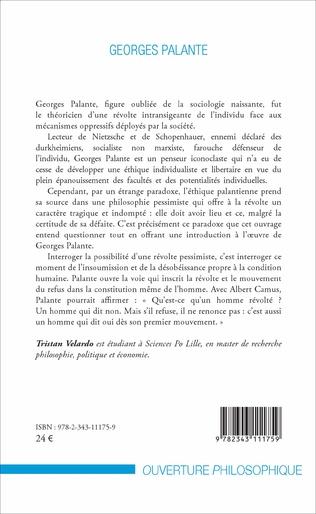 4eme Georges Palante