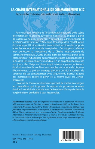 4eme La chaîne internationale de commandement (CIC)