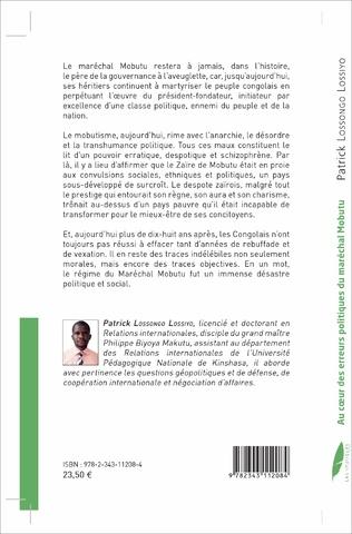 4eme Au coeur des erreurs politiques du maréchal Mobutu