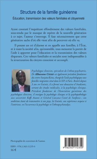 4eme Structure de la famille guinéenne