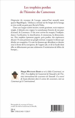 4eme Les trophées perdus de l'histoire du Cameroun